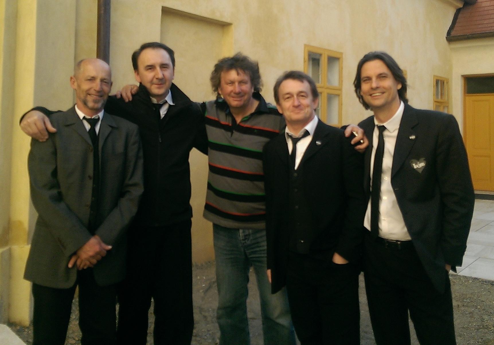 The Teachers + Standa Hložek
